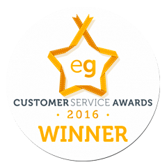 Customer Service Awards Logo