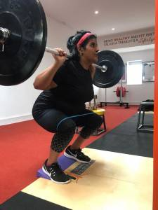 Field of Fitness - June member of the month