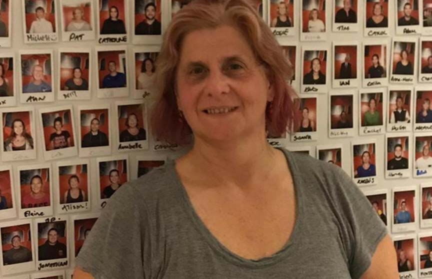 September Member of the month - Debra