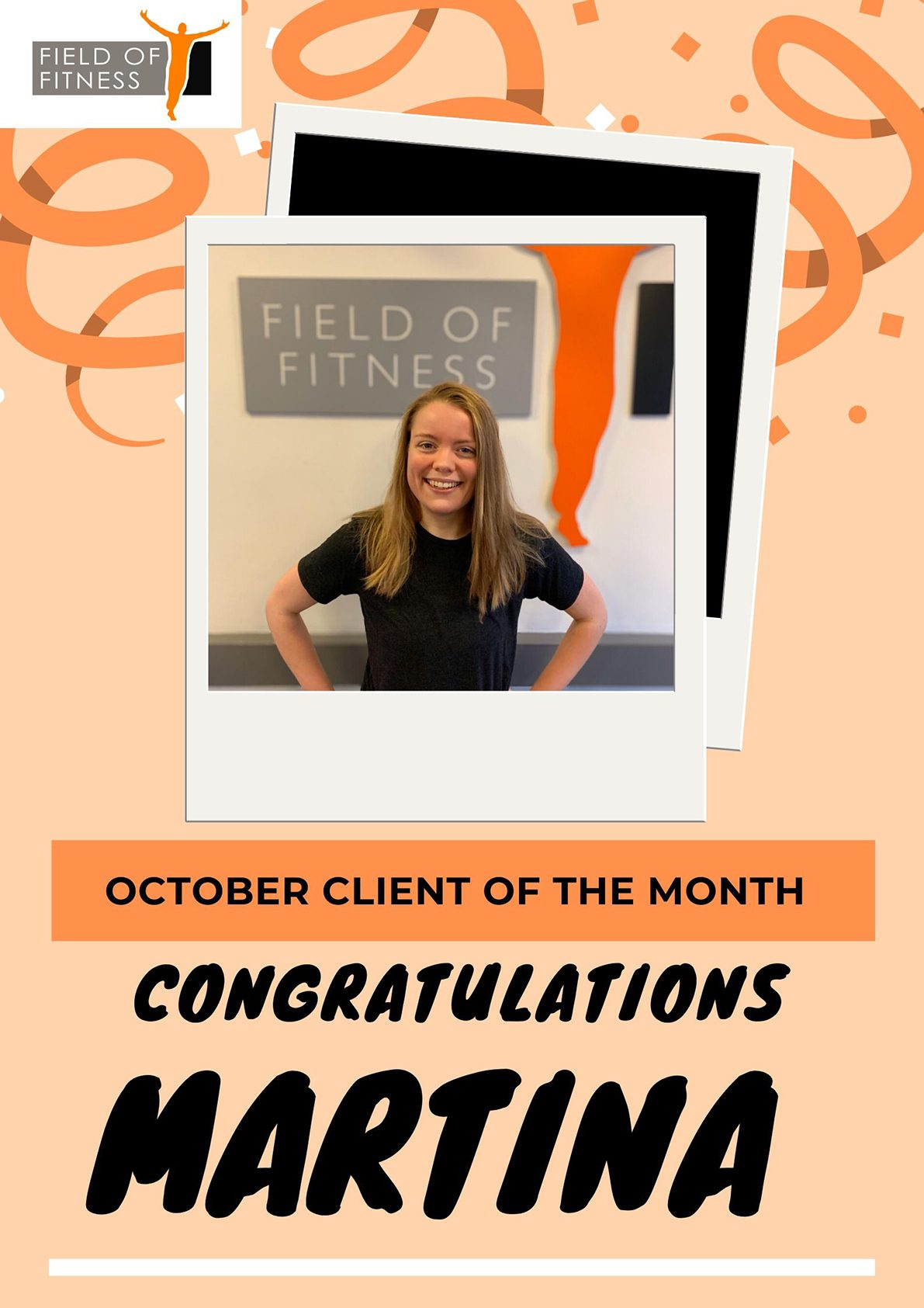 Member of The Month - Martine