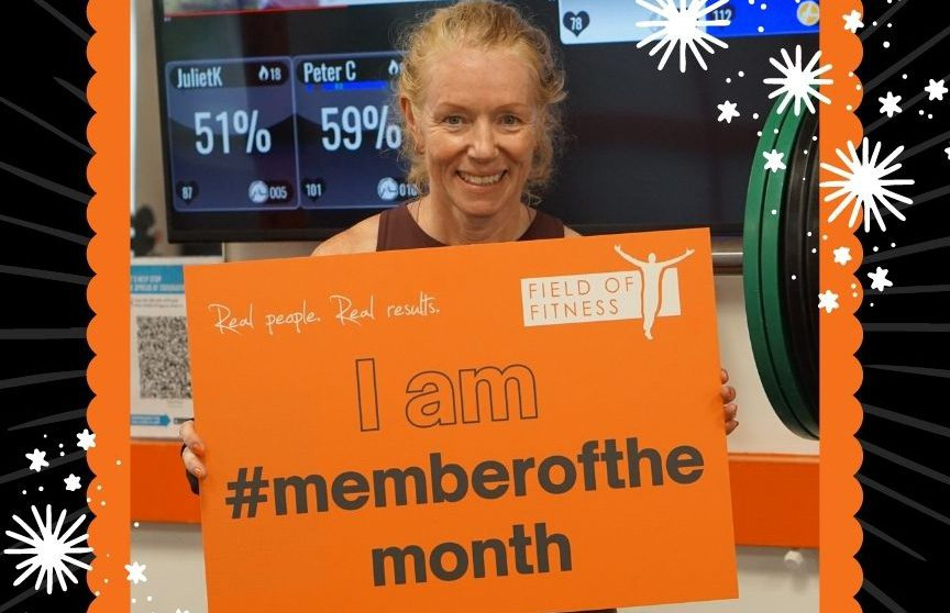 Carol - Client of the Month
